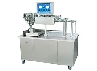 机械式棒棒冰自动灌装封口机