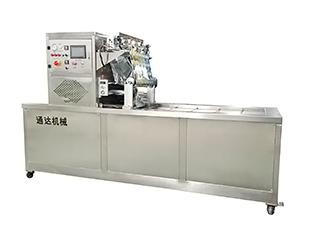 TD-8 可换模具快餐盒午餐饭抽真空封口机