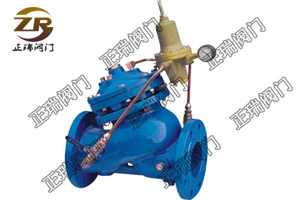 YX741X隔膜式可调减压稳压阀