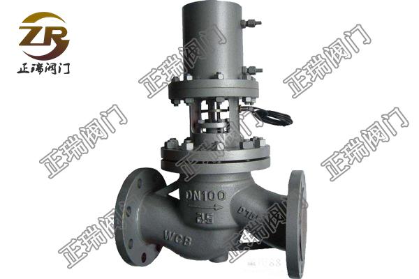 CKJ744F液动角式程控阀