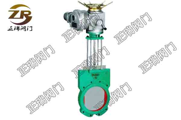 PZ973F电动刀型闸阀