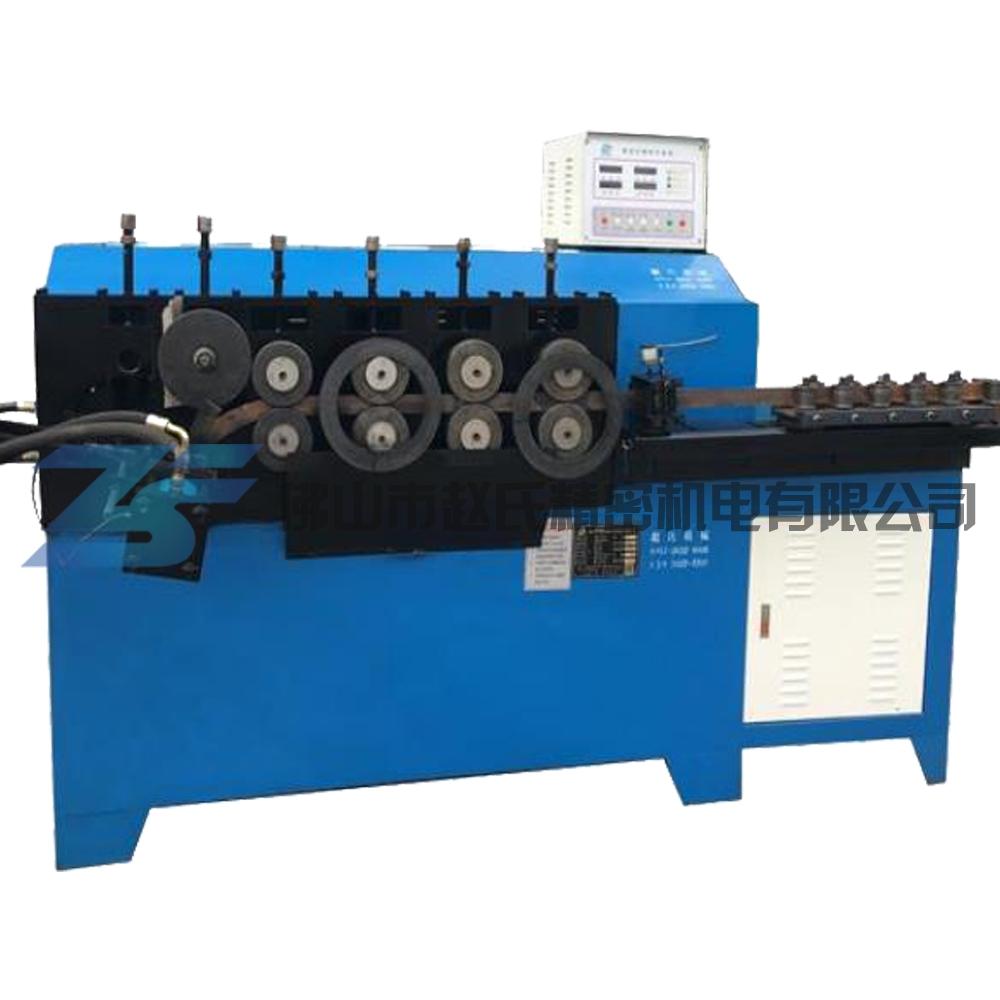 法兰机生产厂家赵氏机械法兰机系列产品使用说明