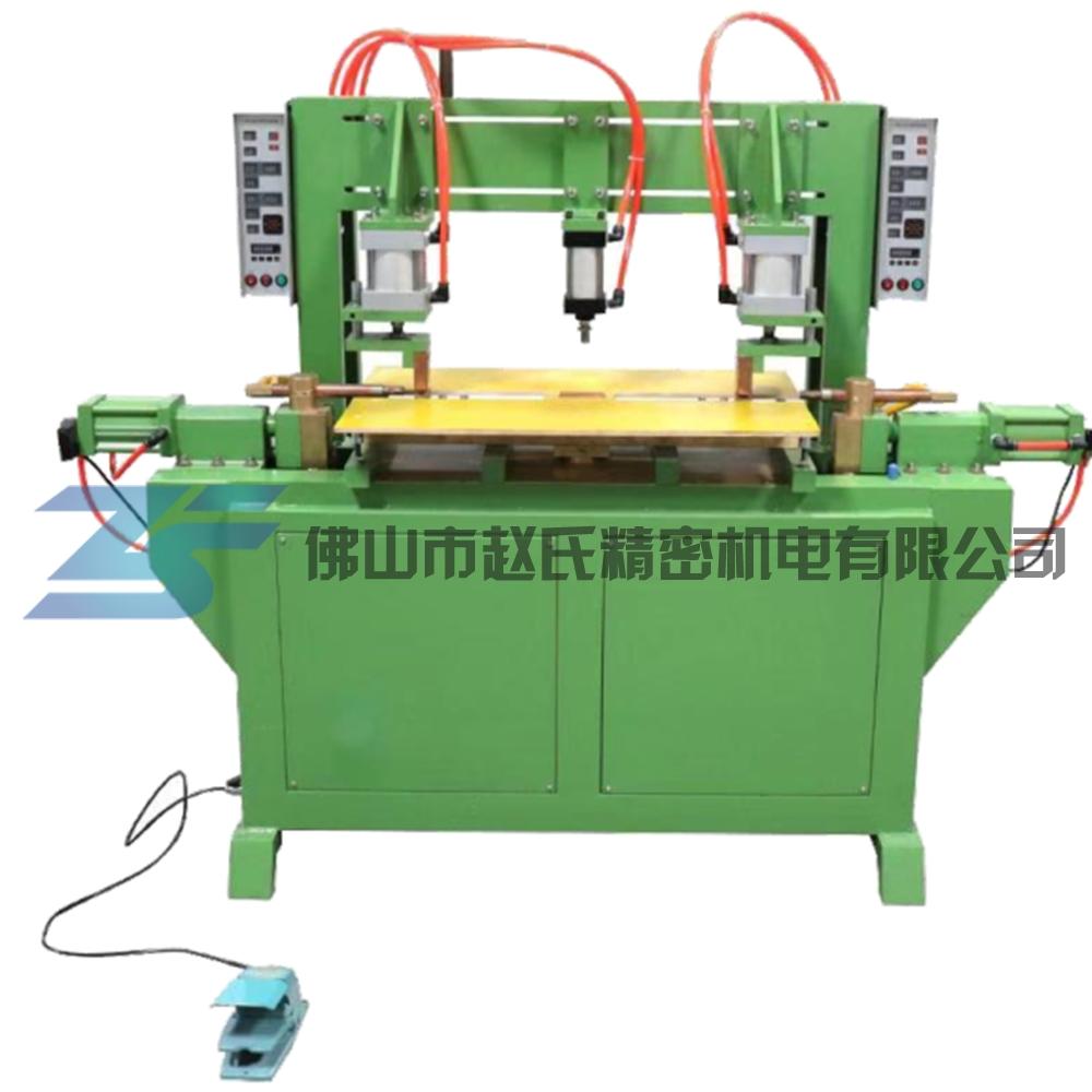 排焊机-双头T型焊