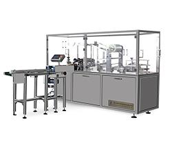 HA-450型 透明膜三维包装机