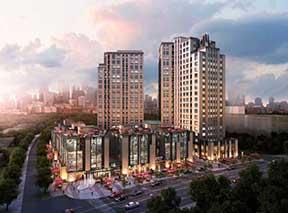 银亿滨江中心办公楼空调项目