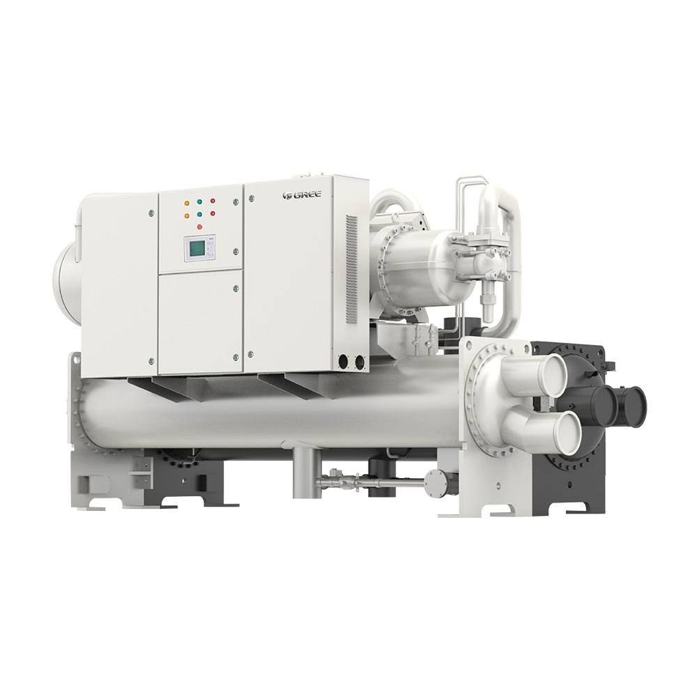 格力LSHE系列水源热泵螺杆机组