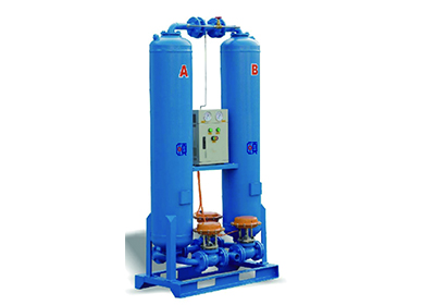 ZWL无热再生压缩空气干燥机