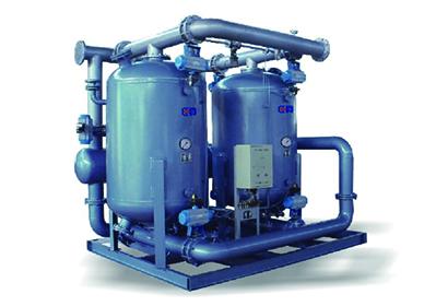 ZYL压缩热再生压缩空气干燥机