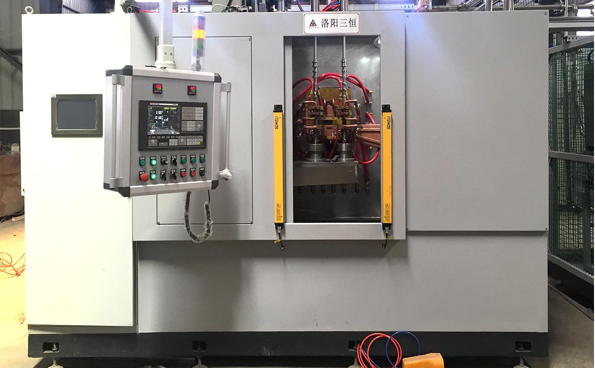 凸轮轴数控感应淬火成套设备