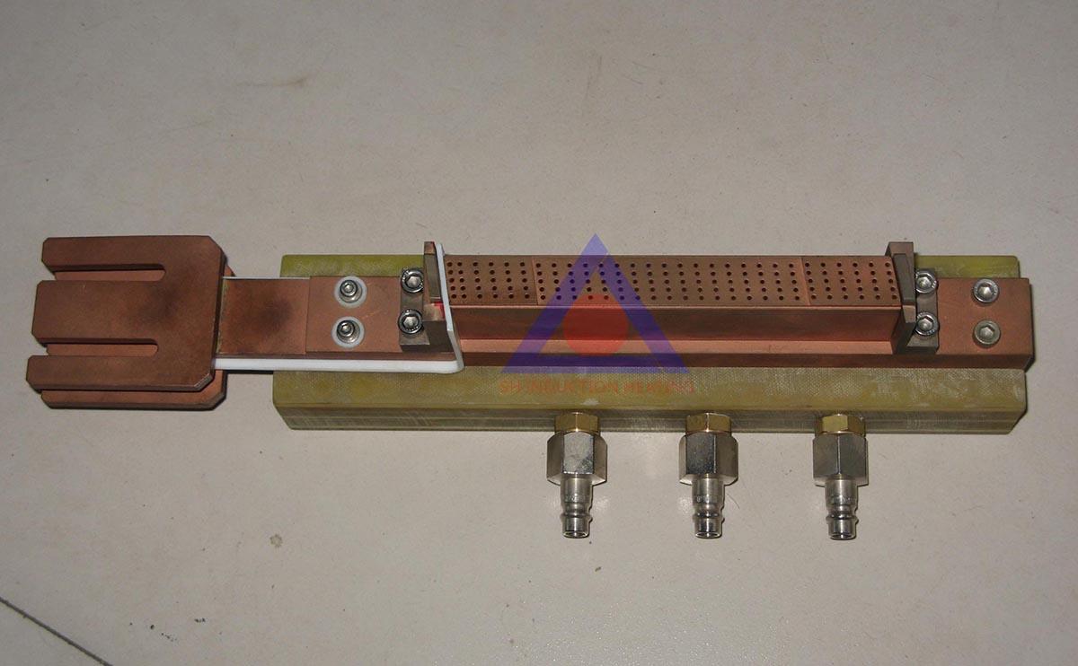 齿条接触淬火感应器