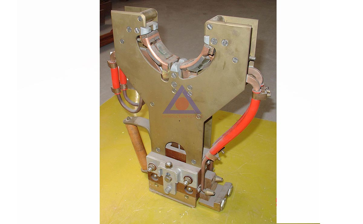 曲轴浸液淬火感应器
