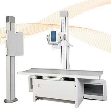 JD6500数字化医用X射线摄影系统