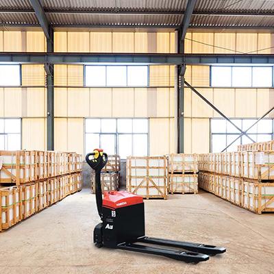 杭州叉車—1.5噸迷你2代托盤搬運車