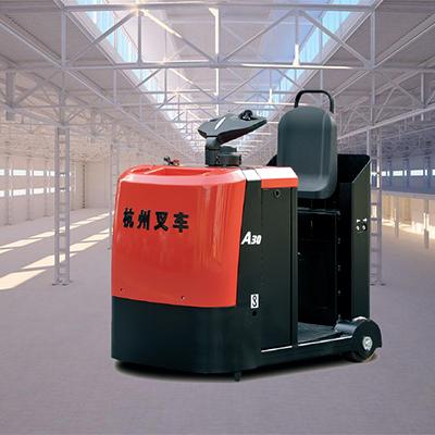 杭州叉车—3-5吨舵柄牵引车