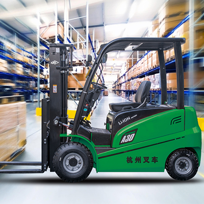杭州叉车—A系列1-3.5吨锂电池叉车