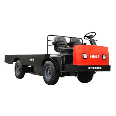 合力叉車-G系列1-5噸交流電動搬運車