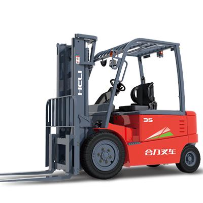 合力叉车-3-3.5吨G系列四支点蓄电池平衡重式叉车