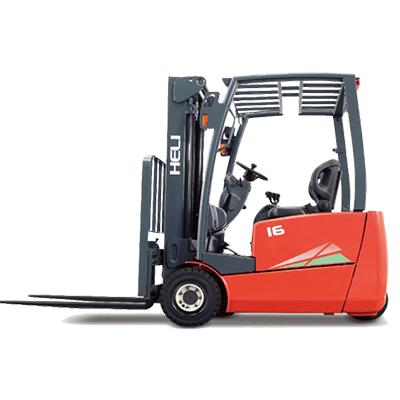 合力叉车-三支点 1.5-2.0吨前驱三支点蓄电池平衡重式叉车
