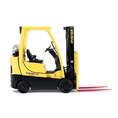 海斯特叉车-内燃实心胎平衡重叉车S30-40FTS