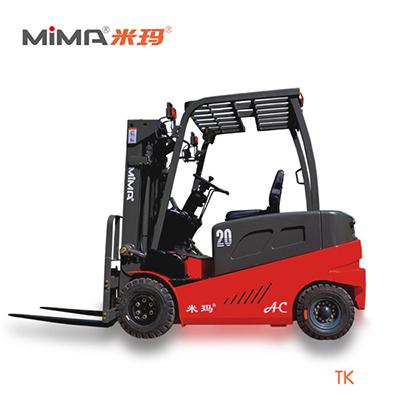 MiMA(米玛)蓄电池平衡重叉车TK系列