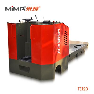 MiMA(米玛)电动升降平台搬运车TE120