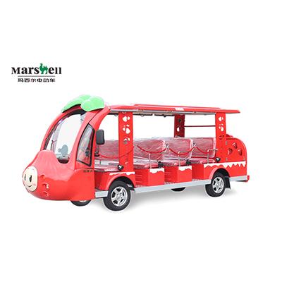 玛西尔电动叉车-电动观光车 清逸14座(DN-14F)