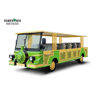 玛西尔电动叉车-电动观光车 小火车23座(DN-23D)