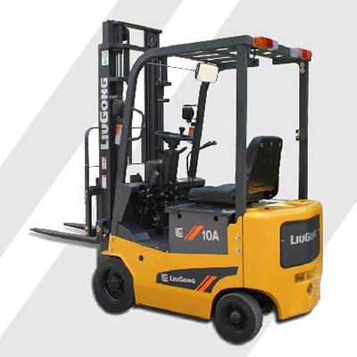 柳工叉车-GLG系列四支点单驱电动平衡重式叉车