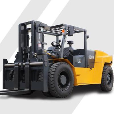 柳工叉車-CLG系列10T~12T進箱型內燃平衡重式叉車