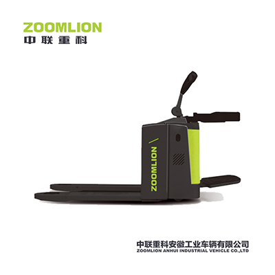 中联重科叉车-TB20/25R 站驾式电动托盘搬运车