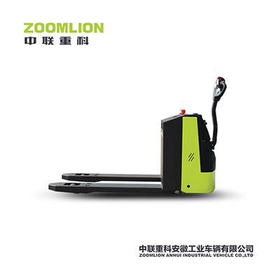 中联重科叉车-TB20/25/30步行式电动托盘搬运车