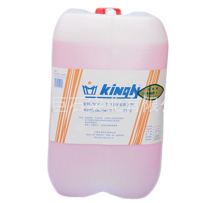 KC-T112地面清洗劑