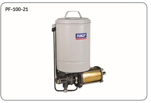 气动单行程泵