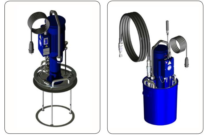 GTP电动补脂泵