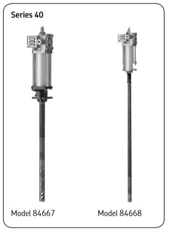 20/25/40系列高压气动泵