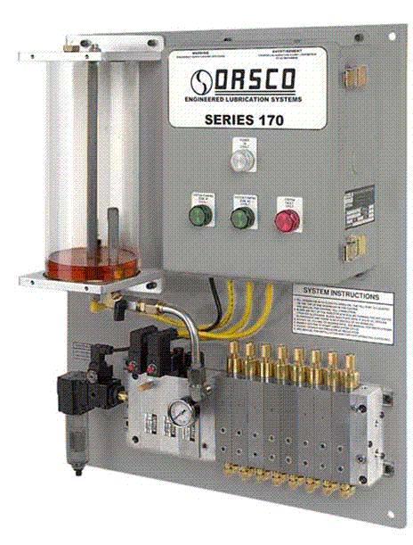 ORSCO稀油喷射润滑系统