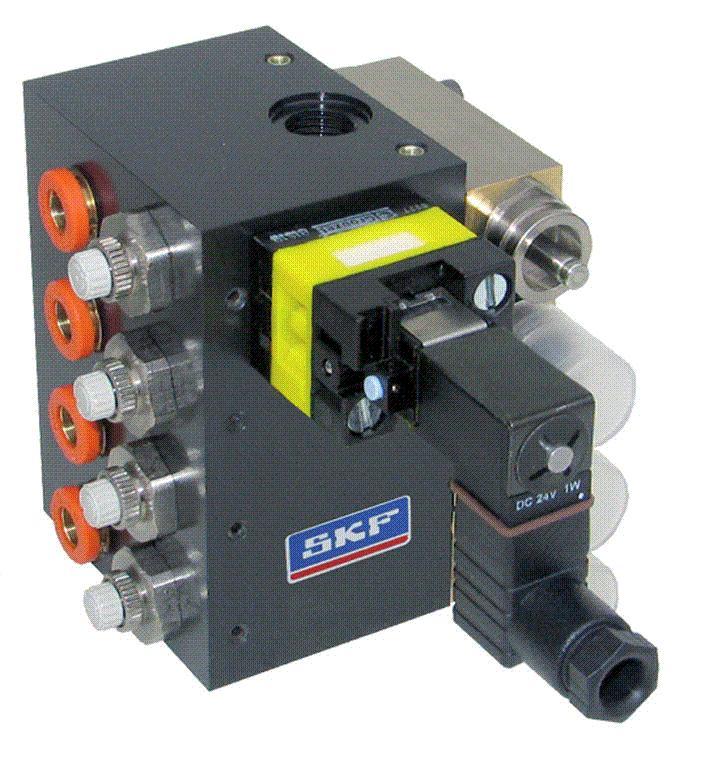 SKF VectoLub微量润滑系统(VE1B单元)