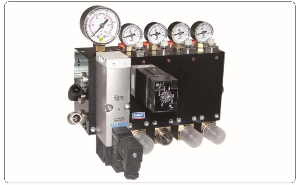 SKF VectoLub微量润滑系统(VTEC单元)
