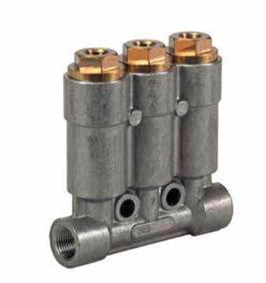 单线系统定量阀(注油器)