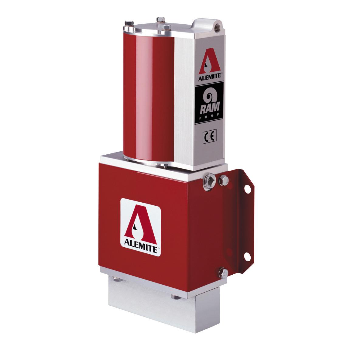 固定式气动柱塞泵