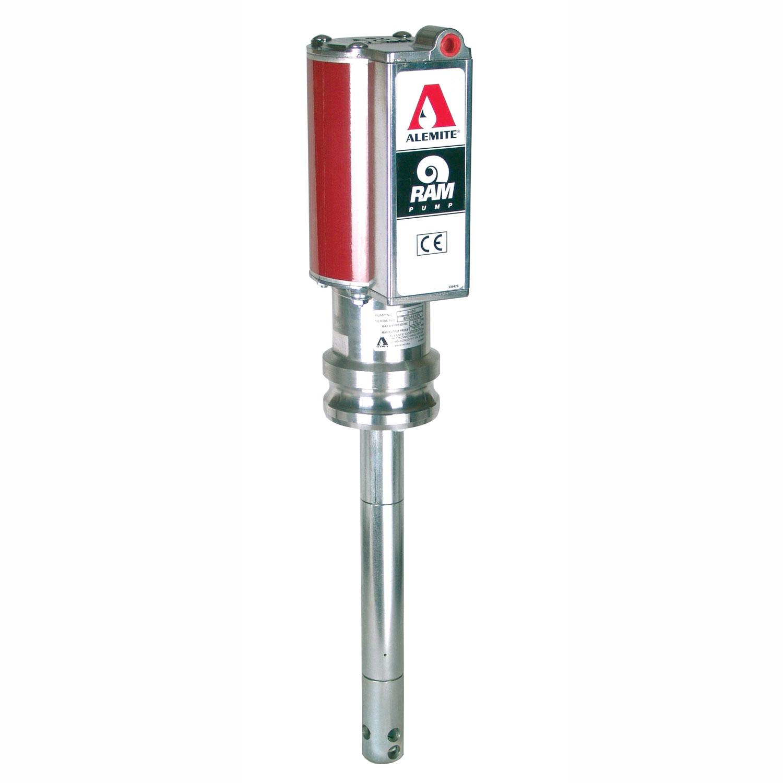 固定式气动油脂泵