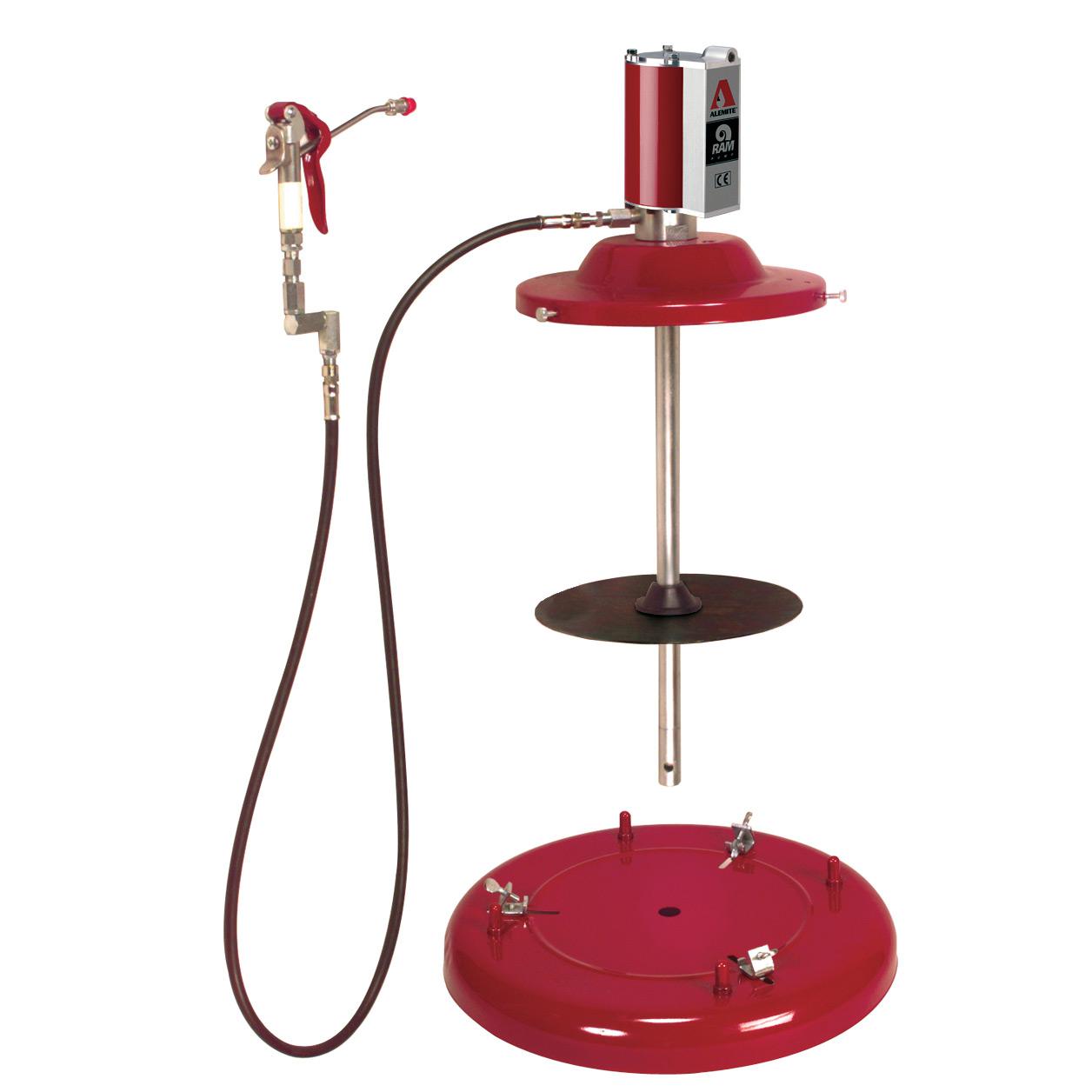 便携式气动油脂泵