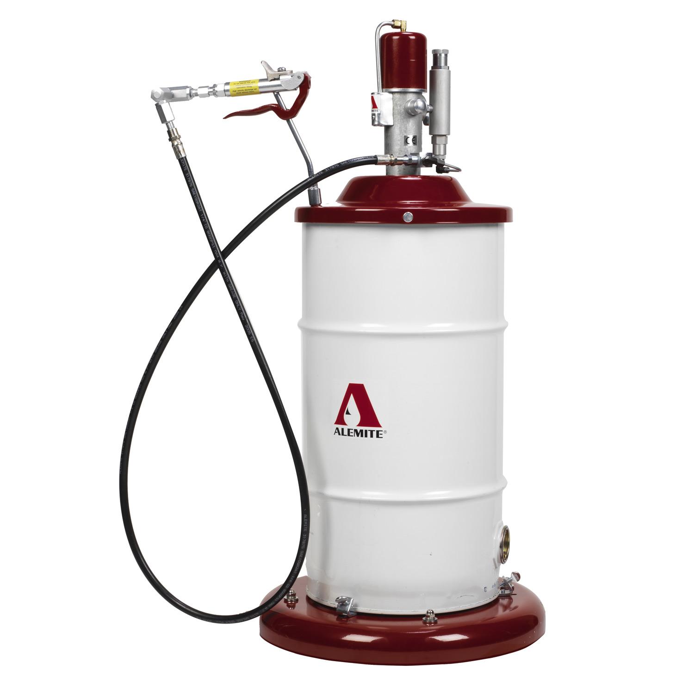 便携式标准气动润滑脂泵