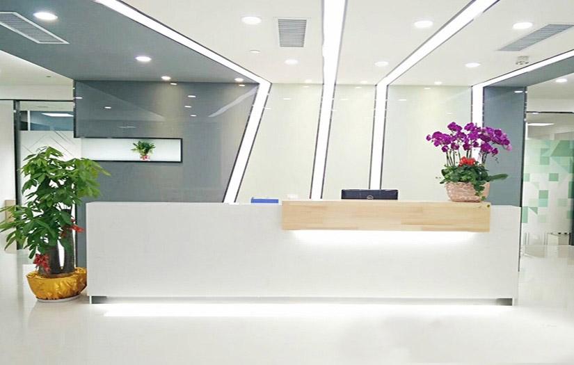 深圳办公室装修-携富空间科技