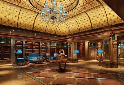 百丽宫殿歌舞厅装潢案例