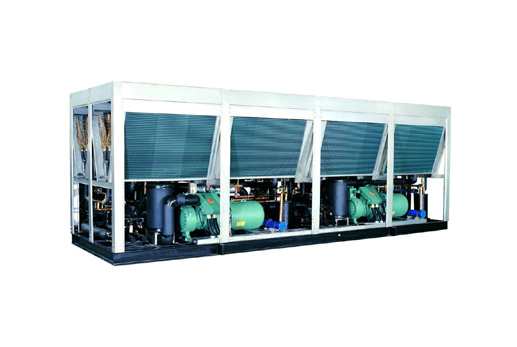 螺杆式冷水机组