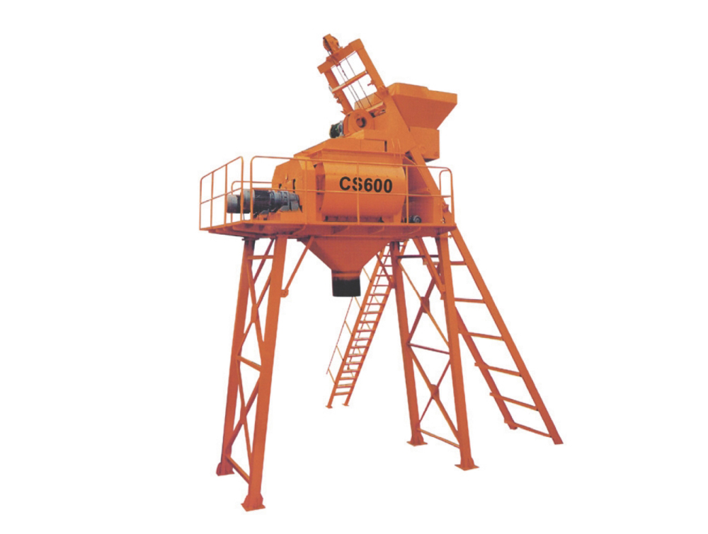 CS-300/500/600型双轴搅拌机