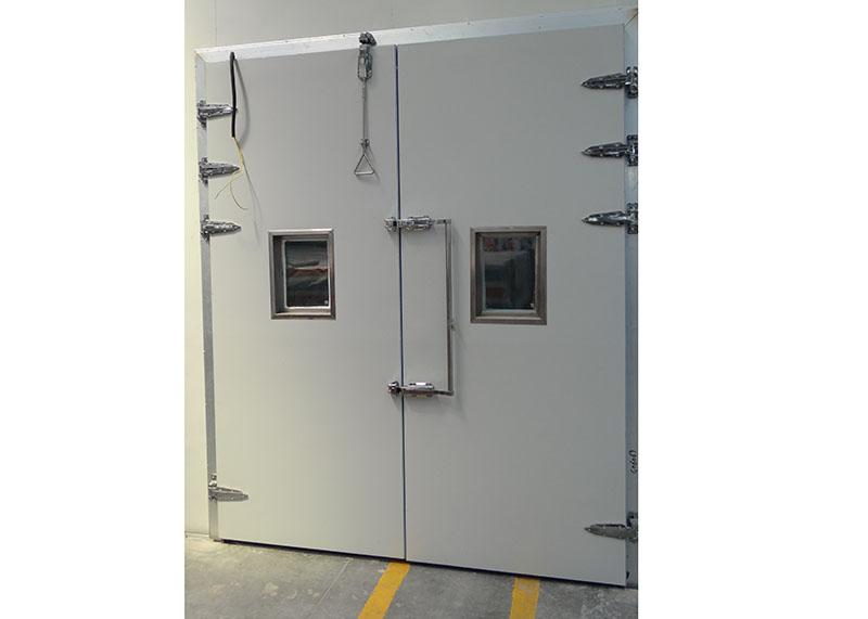 冷庫門的設計要考慮哪些安全問題