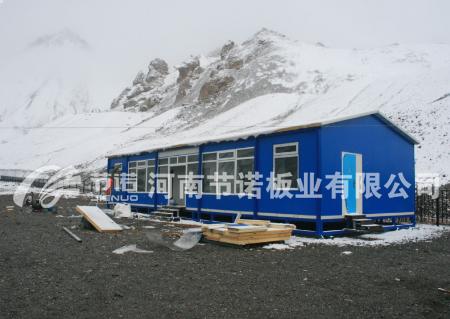 南极科考站项目