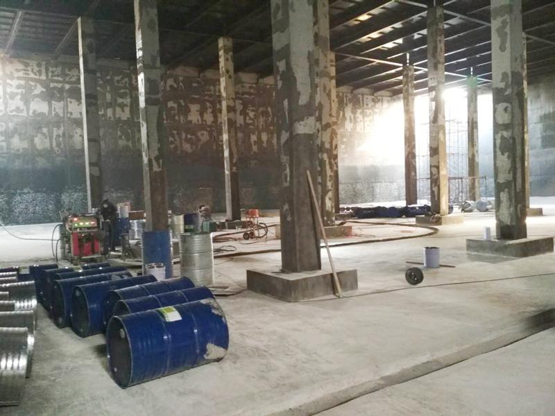 喷涂聚脲技术在裂纹修补工程中有哪些应用